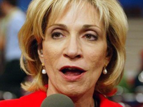 Andrea Mitchell Unaware Congress Must Enroll in Obamacare