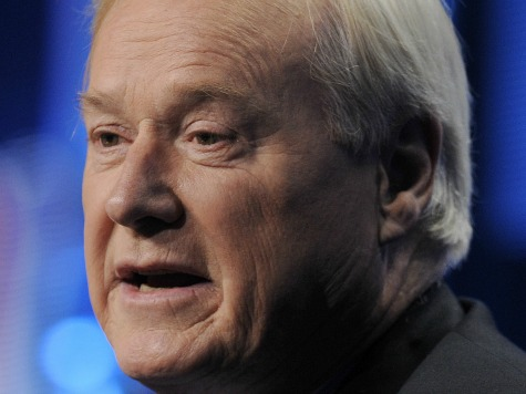 Chris Matthews: Hillary v. Chris Christie in 2016 'a Joyful Occasion for Us All'