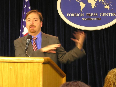 'WaPo' Makes It Official: Chuck Todd Made a Fool of Himself