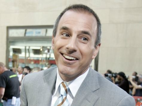 Matt Lauer Out at 'Today' Show?