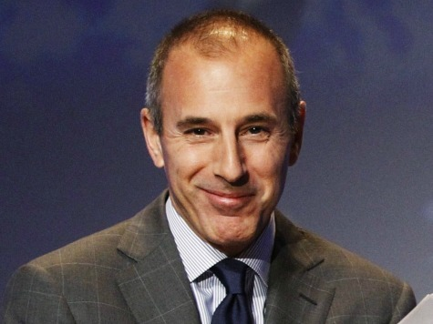 After NBC Dumps Ann Curry, Lauer's Popularity Rating Drops