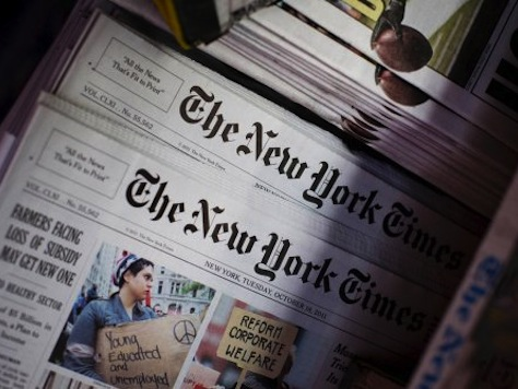 NYT Declares GOP Racist, Announces More Layoffs