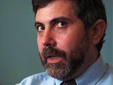Paul Krugman Focuses on Princeton Bomb Threat Victim Paul Krugman