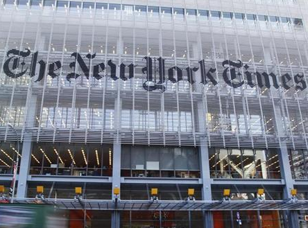 NY Times Privately Repels China's Cyber Attack