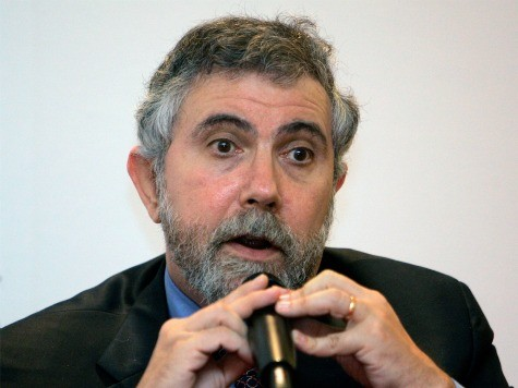 Krugman: U.S. Needs Death Panels, Sales Taxes