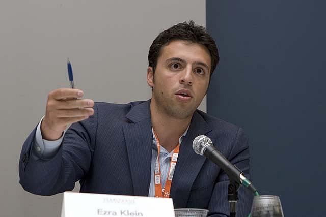 Ezra Klein and the 'Rotten' 112th Congress