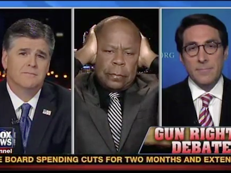 How Liberals Avoid Tough Questions on TV: They Cover Their Ears
