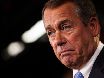 Liberal Paper Endorses Boehner for Speaker to Continue Purge of 'Tea Party Extremists'