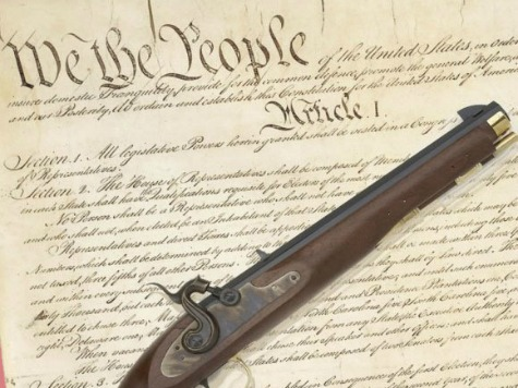 Vanity Fair: Second Amendment 'Must Be Removed from the Constitution'
