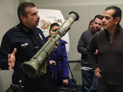 L.A. Police Have History of Seizing Fake 'Rocket Launchers'