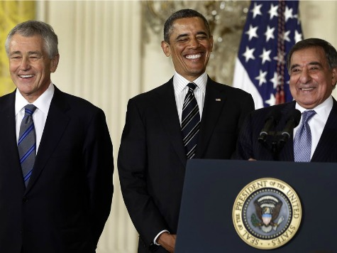 Politico Celebrates Obama's 'Bipartisan Spirit' With Hagel Nomination
