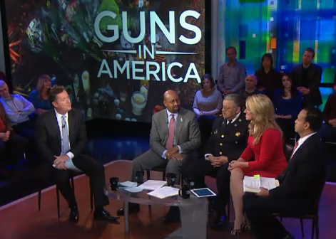 Piers Morgan Fails to Win Rigged Debate on the Second Amendment
