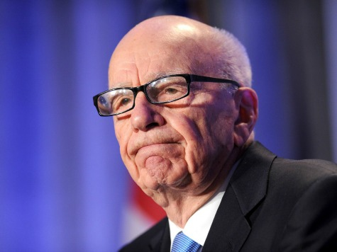 Rupert Murdoch Apologizes for Sunday Times Anti-Semitic Cartoon