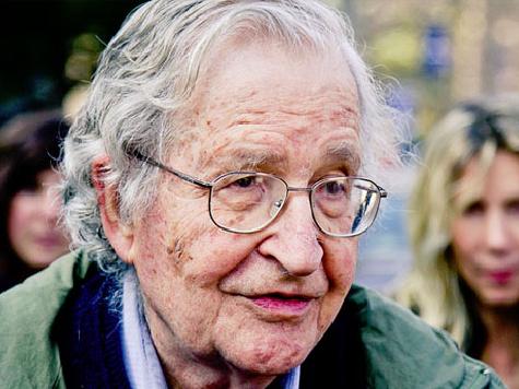 Noam Chomsky: Obama Like an Old  'Moderate Republican'