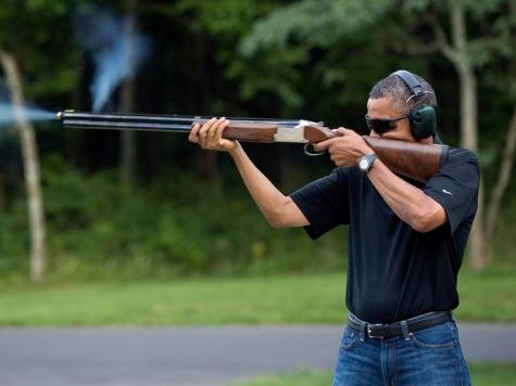 Media Immediately Follows Obama's Orders to Mock Skeet-Gate Skeptics