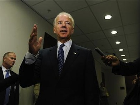 Biden: Legitimate News Media Will Help in Push for Gun Control