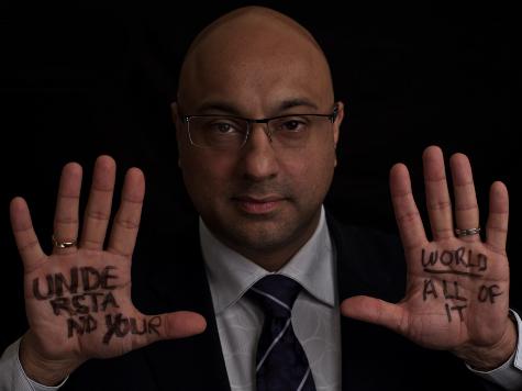 CNN's Ali Velshi Joins Al Jazeera America