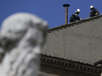 Watch Live: The Vatican's Smoke-Cam
