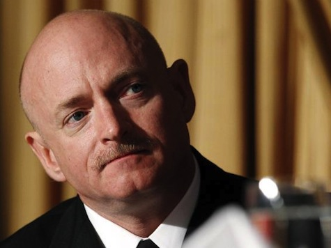 Mark Kelly Calls 2nd Amendment View Held by Larry Pratt, James Madison an 'Affront'