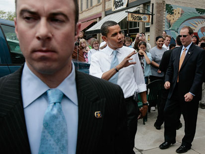 Former Secret Service Agent On WH Tours: 'President Not Telling The Truth'
