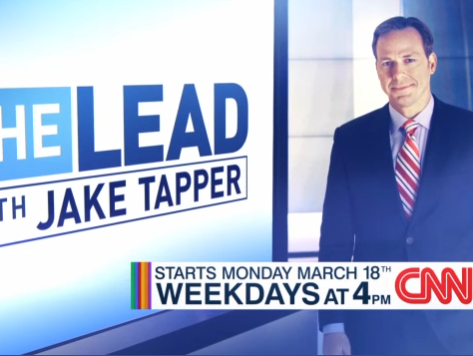 'The Lead With Jake Tapper' Makes Energetic, Refreshing Debut