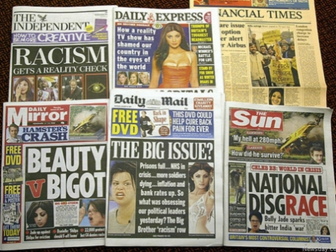 'Government-Established Regulatory Body' To Watch UK Media