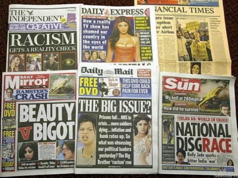 'Government-Established Regulatory Body' To Watch UK Media