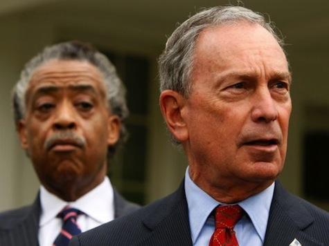 NBC News' Sharpton: Criticism Of Bloomberg Anti-Semitic