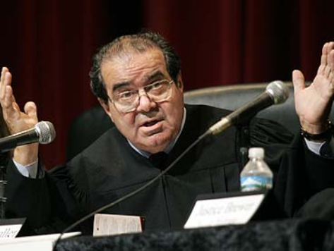 Scalia: 'When Did It Become Unconstitutional To Exclude Homosexual Couples From Marriage?'