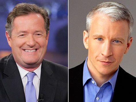 Anderson Cooper: 'I'm Not Piers Morgan, I'm Not Trying to Push an Agenda'