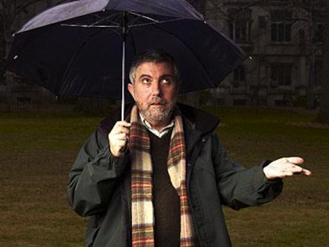 Krugman: California in 'Comeback'!