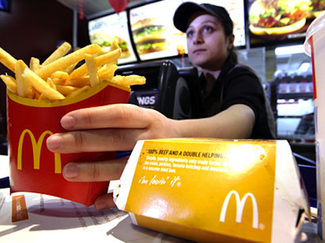 NBC News Bemoans 'Plight' of Fast-Food Workers' Low Wages