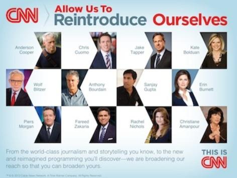 CNN's Reintroduction: What Is Jeff Zucker Smoking?