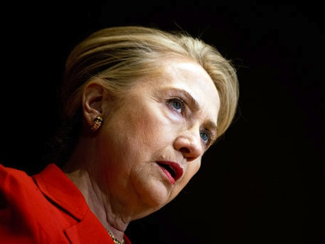 Dem: Past Four Years 'Physically And Mentally Very Difficult' For Hillary