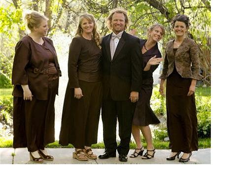 Slate: 'Marriage Equality' Includes Polygamy
