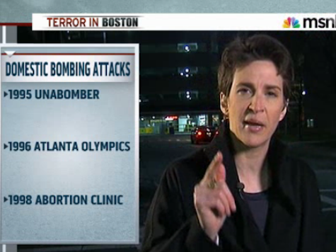 Viewers Abandon MSNBC During Boston Bomb Coverage
