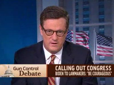 Scarborough On Gun Vote: GOP 'Moving Toward Extinction'