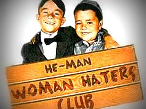 WaPo Rips Politico as a He-Man Woman Haters Club