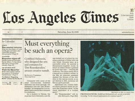 LA City Council Members: We'll Punish LA Times if Kochs Buy