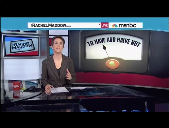 Maddow Mad At Politifact Over Gay Issue