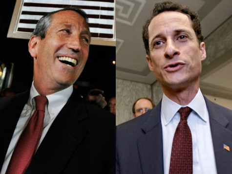 Politico: Sanford Win Gives Weiner Green Light for Comeback