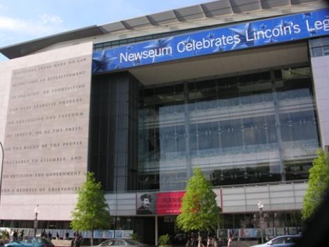 Newseum Reverses Decision to Honor Hamas-Linked Journalists