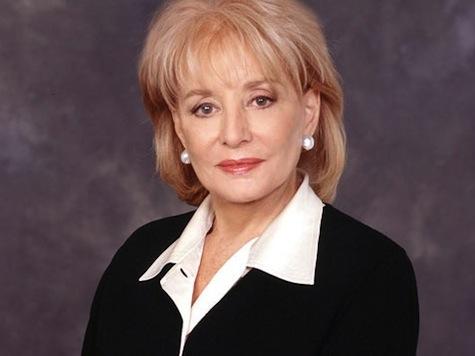 Barbara Says 'Bye-Bye'