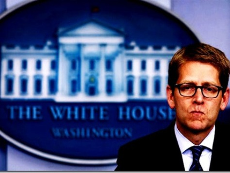 Video: Jay Carney Caught in Falsehood Over Obama Support of 'Press Protection' Law