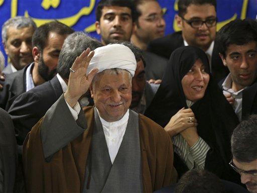 Iran Hard-Liners Urge Election Ban on 2 Candidates