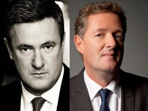Joe Scarborough, Piers Morgan: Obama Scandals Prove Gun Advocates Aren't Crazy