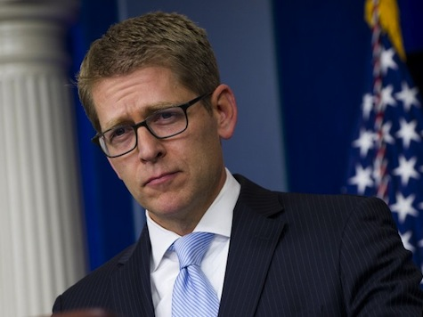 Media Lets Carney Get Away With Not Answering 9,486 Questions