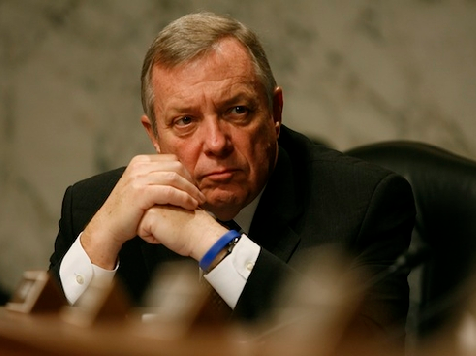 Durbin Not Sure If Bloggers Deserve Constitutional Protection