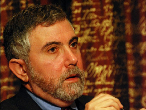 Harvard  Economists Blast Paul Krugman for 'Uncivil Behavior'