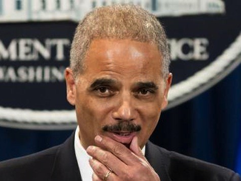 Holder Attempts Damage Control Using Anonymous Leaks